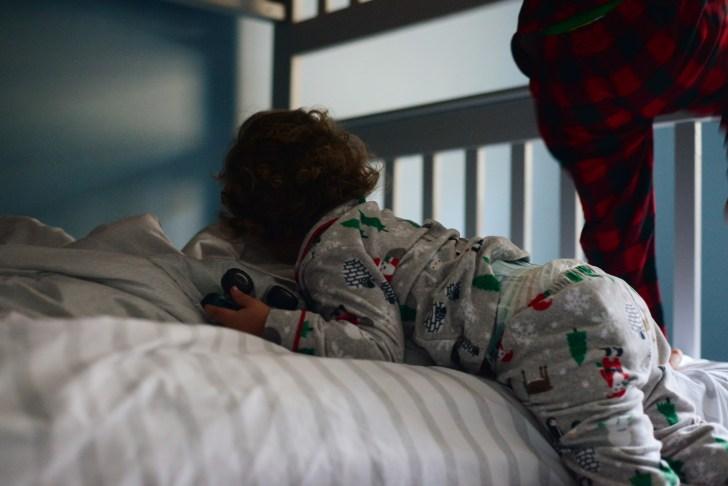 Carters Christmas Pajamas (2)