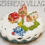 Gingerbread Pie Villages