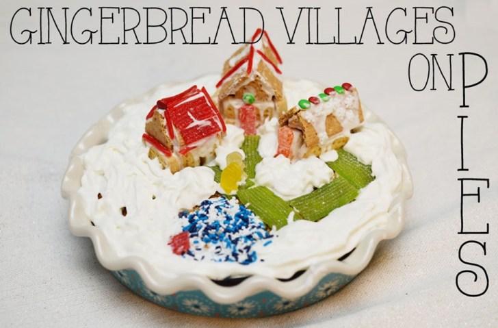 Gingerbread-village-on-pie