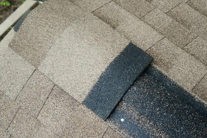 how to do ridge cap without ridge vent