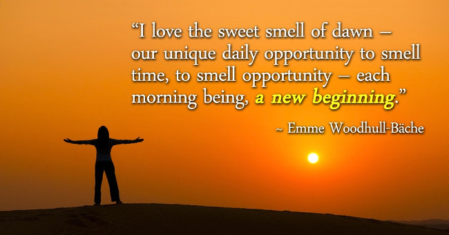 Inspirational Good Morning Messages and Images