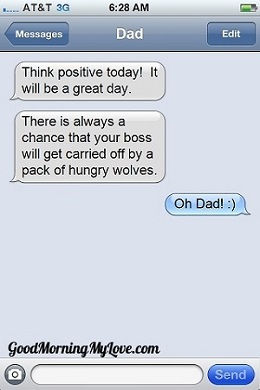 Funny Good Morning sms Messages_FunnyText Messages 6