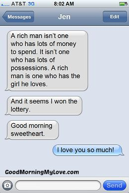 Good Morning Love Messages_Good Morning sms text message 2