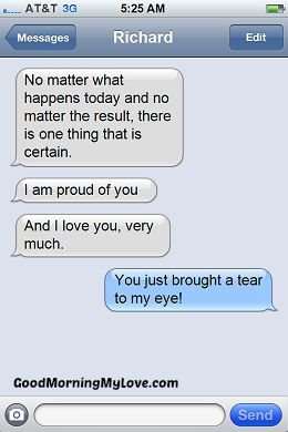 Inspirational Good Morning sms Messages_Good Morning My Love_Text4
