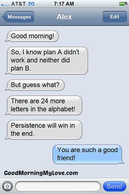 Inspirational Good Morning sms Messages_Good Morning My Love_Text8