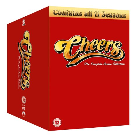 Cheers Boxed Set