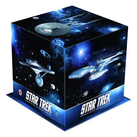 Star Trek DVD Boxed Set
