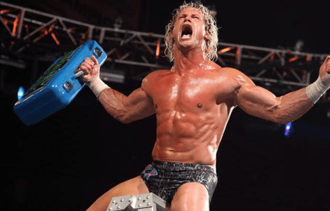 Dolf Ziggler Wins World Heavyweight Championship on RAW