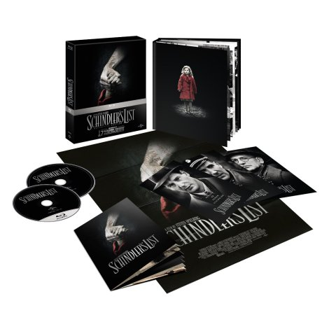 Schindlers List Blu-ray Box Set