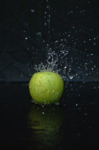 Spash Apple