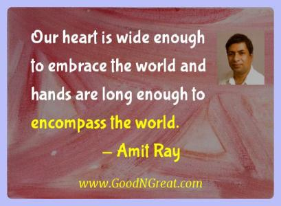 Amit Ray Inspirational Quotes