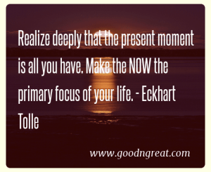 Present Moment Quotes