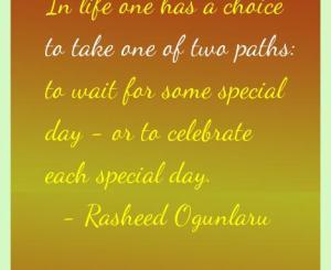 Rasheed Ogunlaru Gratitude Quotes