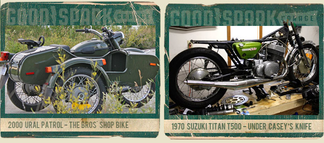 Wilkinson Bros Motorcycles