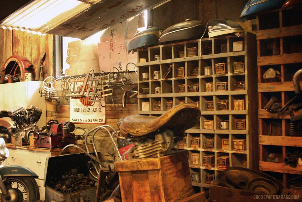 Wheels Through Time Vintage Motorcycle Museum