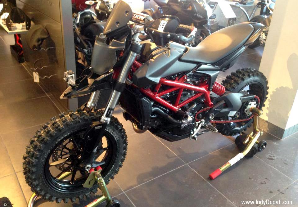 HyperIce Bik... Ducati Indianapolis