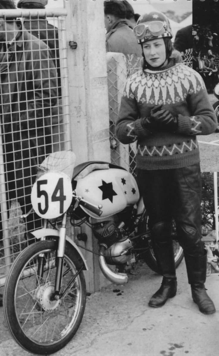 Beryl Swain Stars and Sweater