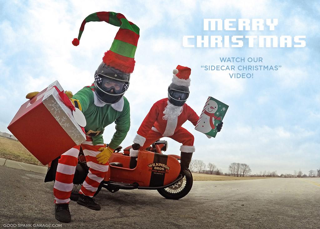 Good Spark Garage - Happy Holidays