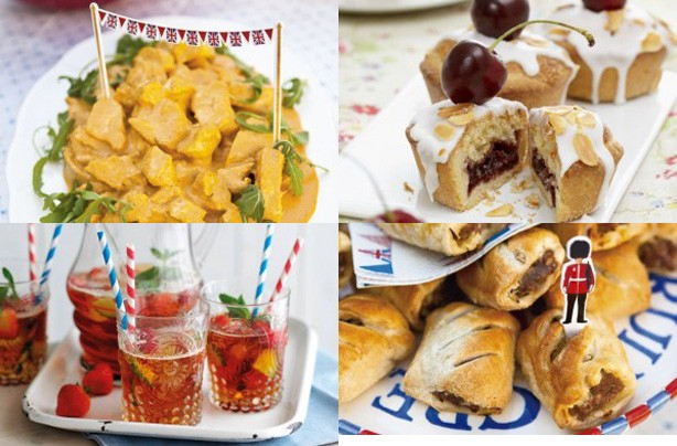 Easy party food recipes uk foodstutorial easy quick finger food recipes forumfinder Image collections