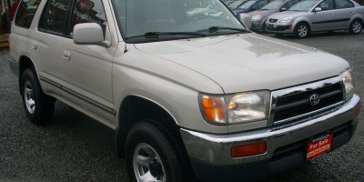 1998 Toyota 4-Runner Very Low KM