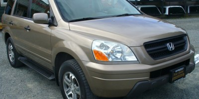 2003 Honda Pilot Low KM