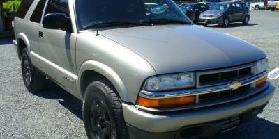 2005 Chevy Blazer Rare-Manual *Financeable*
