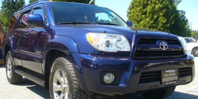 2006 Toyota 4-Runner LTD- *Financeable*
