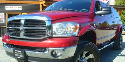 2007 Ram Diesel Mega Cab - Sold to good people from Vancouver
