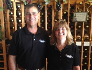 Good Vibe Owners, Tony and Kathy Klausing