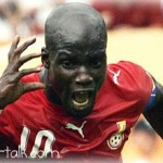 Appiah Being Scouted By 'European Clubs'