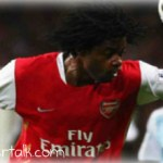 Kyiv v Arsenal: Song Replaces Eboue In Starting XI