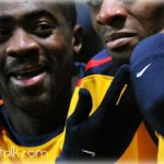 Kolo wants to join his brother at Barca – No chance, says Hill-Wood