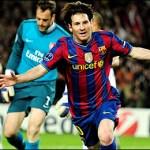 Report & Highlights: Barcelona 4-1 Arsenal
