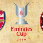 Match Report: Arsenal 1-1 AC Milan