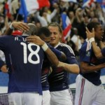 Nasri & Clichy feature in France victory