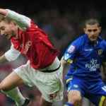Denmark boss: 'Wenger isn't getting the best out of Bendtner'