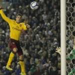 Nasri, Sagna & van Persie secure FA Cup win over Leeds