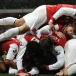 Koscielny scores winner as Arsenal overcome resilient Everton