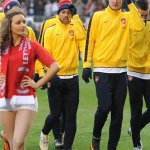 PICTURE: Is this the reason why Arsenal couldn't beat Leyton Orient?