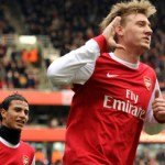'We need one more striker because Bendtner will leave', admits Wenger