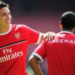 'Committed' Nasri set to stay at Arsenal after City talks 'break down'