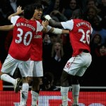 Arshavin inspires young Gunners to victory: Arsenal 2-1 Bolton