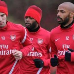 Will Wenger trust Henry and RVP to start against Swansea?