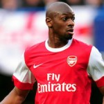 Diaby back in contention for Liverpool clash