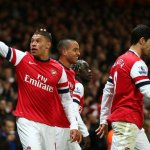 Oxlade-Chamberlain included in Arsenal squad to face Aston Villa