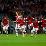Arsenal through to FA Cup final after penalty shoot-out win over Wigan