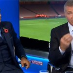 Graeme Souness snaps at Thierry Henry.. his reaction is brilliant