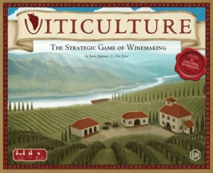 Deply flawed - but that's OK! Viticulture