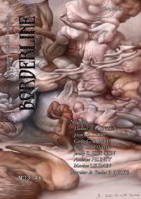 Cover art for borderline-013