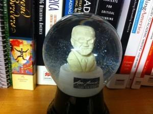 Freud Snowglobe